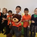 Attendance week beginning 16th May – WELL DONE RECEPTION CLASSES!